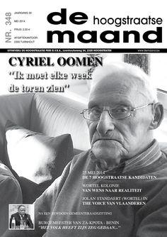 Mei 2014 - De Hoogstraatse Maand - http://www.demaand.be