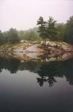 Killarney Provincial Park. La Cloche Silhouette Trail. 100 kilometers!