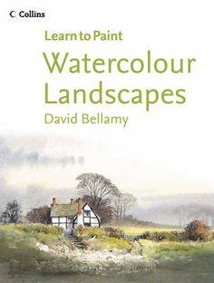 Watercolour Landscapes (Collins Learn to Paint Series)