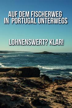 Unsere Empfehlung hat der Fernwanderweg! Die Rota Vicentina und vor allem der Fischerweg wissen zu begeistern! #wandern #trekking #portugal #atlantik #fernwanderung #wanderung #wanderninportugal