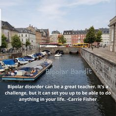 Bipolar Disorder Quotes, Carrie Fisher, Do Anything, Disorders, Challenges, Life, Instagram