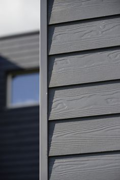 Documentations - CEDRAL Tiny House Cabin, House With Porch, House Front, House Cladding, Wall Cladding, Cedral Weatherboard, Fibre Cement Cladding, Oak Framed Buildings, Concrete Patio Designs