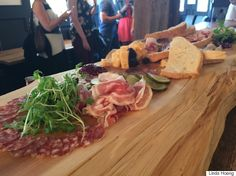 Farm to table, pasture to plate, 'local' Served Up, Alberta Canada, Geeks, Party Planning, Restaurants, Plate, Manga, Dishes, Table