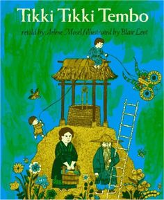 One of my favorite books to check out from the library as a kid!