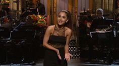 Ariana Grande drops unexpected profanity into 'Saturday... #ArianaGrande: Ariana Grande drops unexpected profanity into… #ArianaGrande