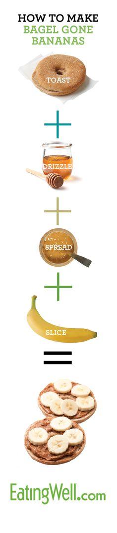 Healthy Grab & Go Breakfast