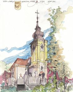 Nitra, apost. Kirche Kostol sv Ondreja, SVK