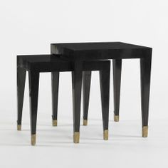 DwellStudio Franz Nesting Tables | DwellStudio