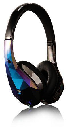 Monster® Diamond Tears headphones Hærlig