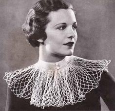 Free Collar Patterns | Free Crochet Patterns