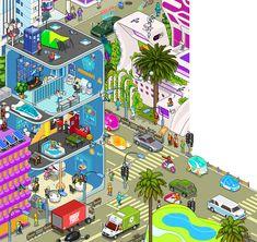 Fantastic Pixelart Works by Megapont | Abduzeedo Design Inspiration