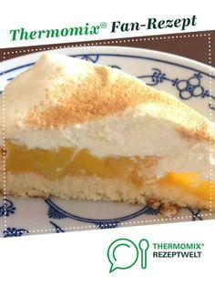 Pfirsich-Schmand-Kuchen von binekrueger. Ein Thermomix ® Rezept aus der Kategorie Backen süß auf www.rezeptwelt.de, der Thermomix ® Community.