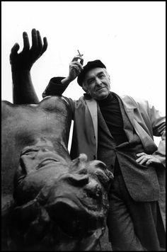 Toni Thorimbert :: Robert Doisneau, 1983