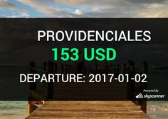 Flight from Toronto to Providenciales by WestJet #travel #ticket #flight #deals   BOOK NOW >>>