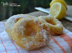 Ciambelline veloci con ricotta e limone ricetta senza burro