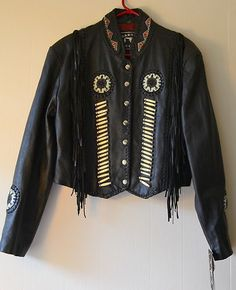 I just bought this jacket in a shop in Old Town NM!  I love it!