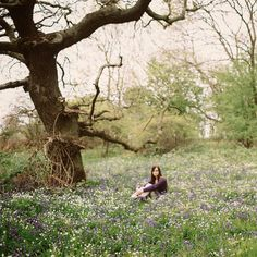 lay me down in a field of flowers . . .