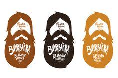Concept: Barbiére Beer via @The Dieline