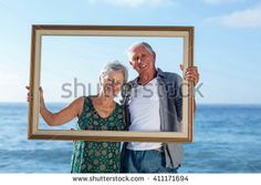 Seniors Beach Stock Photos, Images, & Pictures   Shutterstock