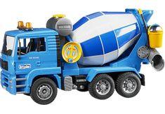 BRUDER MAN TGA Betonmisch-LKW Baufahrzeug Mehrfarbig | MediaMarkt Motor, Monster Trucks, Toys, Vehicles, Products, Trucks, Water Tank, Brother, Large Concrete Pavers