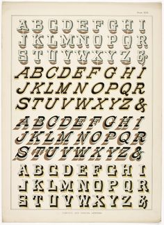 :: Sign Writer and Glass Embosser (1898) ::