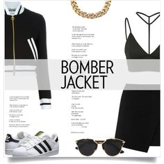 How To Wear Winter Style Bomber Jackets (Top Set for Feb. 25th) Outfit Idea 2017 - Fashion Trends Ready To Wear For Plus Size, Curvy Women Over 20, 30, 40, 50