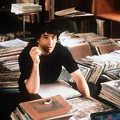"""High Fidelity 2000:  John Cusack The entire soundtrack to this movie is my """"go to"""" when Im heartsick and my life is just shit. Viva Rob!"""