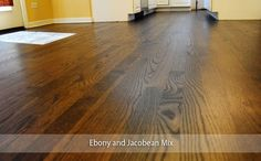 Thinking of Staining Your Hardwood Floors a Dark Color?   Tadas Wood Flooring Blog