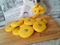 黄金比!簡単サクサクかぼちゃクッキーの画像