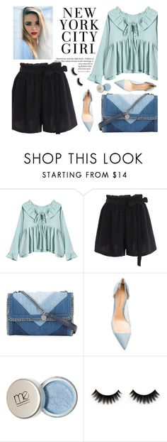 """""""Rosegal 47"""" by merima-kopic ❤ liked on Polyvore featuring H&M, STELLA McCARTNEY and Gianvito Rossi"""