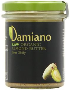 Damiano Organic Raw Almond Butter 180 g (Pack of 2) Damiano http://www.amazon.co.uk/dp/B00A799KNM/ref=cm_sw_r_pi_dp_kClLwb0BSVPGQ