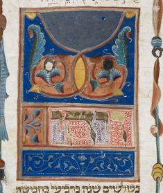 Bible with masorah magna and parva OriginItaly, C. (Rome?) or Italy, N. (Bologna) DateLast quarter of the 13th century LanguageHebrew, Aramaic ScriptAshkenazi square and semi-cursive script, main text is punctuated, masorah is unpunctuated