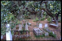 Beaufort, NC cemetery