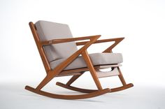 Mid Century Modern Chairs Kennedy Mid Century Modern Rocking Chair Plans