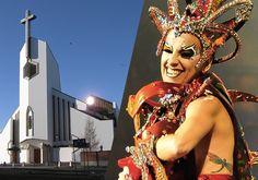 """USA: Nadia Bolz Weber """"todas las congregaciones deberían tener una drag queen"""""""