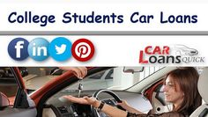 car loan for college student