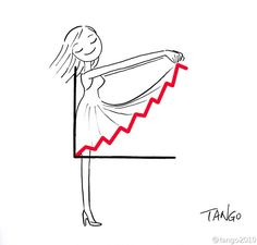 Inteligentes Gags Visuales by © Tango I Cóctel Demente  #ilustracion