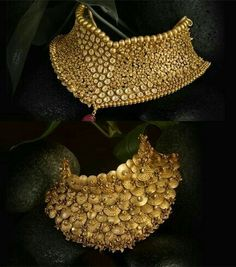 All That Glitters Is Pure Gold Jewellery Design Gold jewelry design for the bride Indian Wedding Jewelry, Indian Jewelry, Bridal Jewelry, Indian Bridal, Indian Earrings, Ethnic Jewelry, Bridesmaid Jewelry, Bridesmaids, Gold Jewellery Design