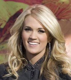 Carrie has great hair!
