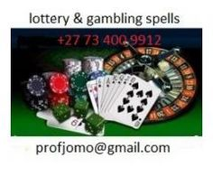 Powerful lottery spells +27734009912