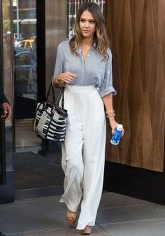 Look d'été : 10 tendances portées par les modeuses - Marie Claire