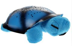 Turtle LED Night Light Stars Projector and Music