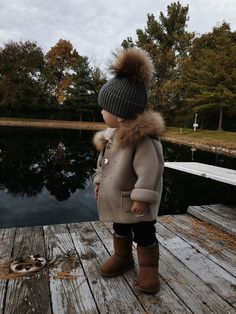 the little ones - baby / kids fashion - # baby kids fashion # the # little ones - Adorable Baby Outfits - Kids Style Kids Winter Fashion, Winter Kids, Kids Fashion, Winter Babies, Baby Winter, Winter Holiday, Fashion Shoot, Fashion Clothes, Latest Fashion