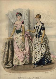 LA MODE ILLUSTREE  ... dated December 7, 1884