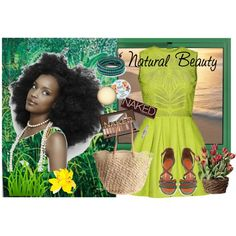 Wishing Natural Beauty, created by doralicia on Polyvore