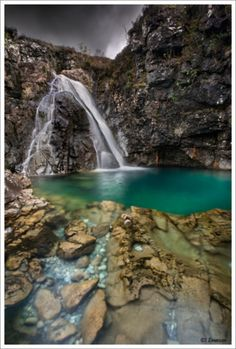 FAIRY! POOLS! SCOTLAND!