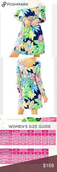 Lilly Pulitzer Fleur dress NWT Lilly Pulitzer Dresses Mini