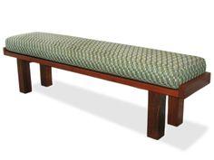 Bunker Bay Bench Seat - unique designer furniture - jarrah timber fine furniture
