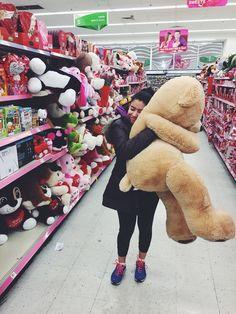 TB Huge Teddy Bears, Giant Teddy Bear, Big Teddy, Giant Stuffed Animals, Dinosaur Stuffed Animal, Costco Bear, V Cute, Girly Pictures, Girls Dpz
