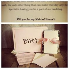 "My First DIY: ""Will You Be My Bridesmaid?"" Boxes  (Pic Heavy!) :  wedding 599608 3611612963741 1748704719 N"
